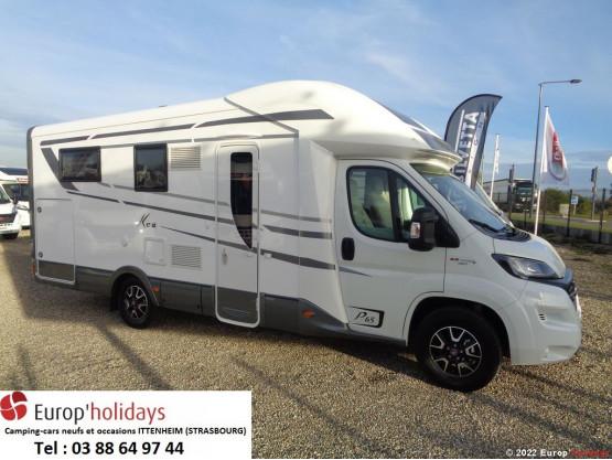 profil mobilvetta k 65 p tekno line 2018 camping car neuf en alsace strasbourg. Black Bedroom Furniture Sets. Home Design Ideas
