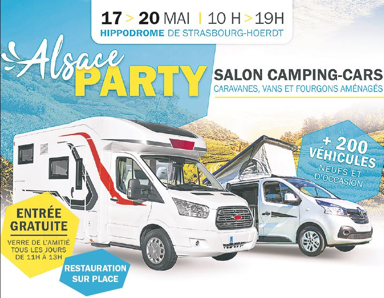 salon Alsace Party 2019