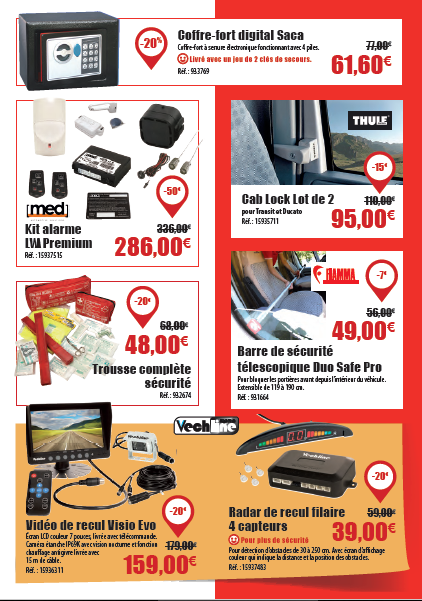 Offres spéciales Noël camping-car page 3
