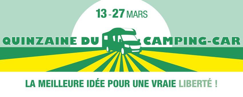 Quinzaine du Camping-Car mars 2021