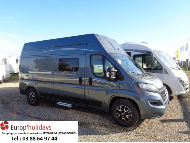 Kastenwagen Font Vendome Leader Van