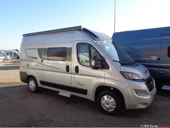 Karmann (Eura Mobil) Davis 540