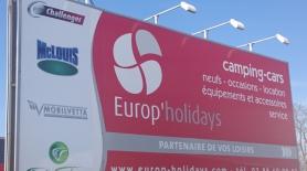 Vidéo - Découvrez Europ Holidays