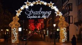 Strasbourg, Capitale de Noël, en camping-car