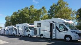 Promos sur les locations de camping-cars Hertz Trois Soleils
